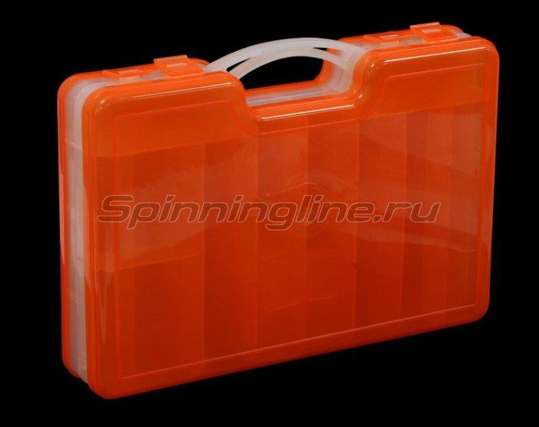 Коробка Три Кита КД-1 красная -  1