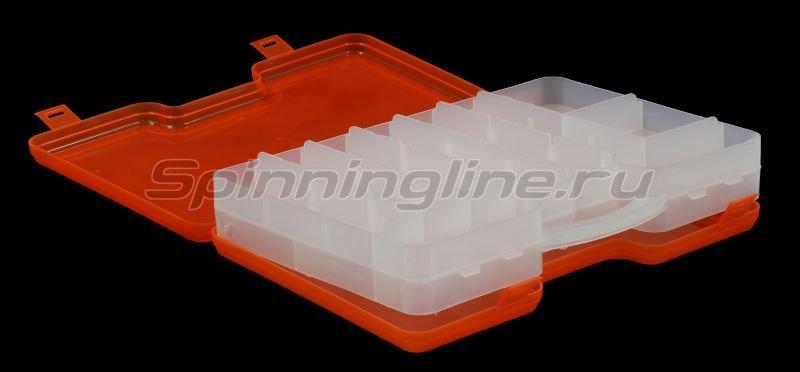 Коробка Три Кита КД-1 красная -  2