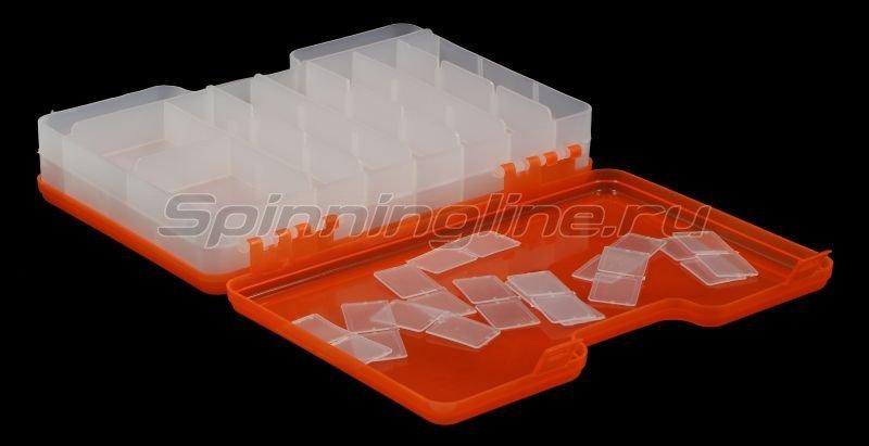 Коробка Три Кита КД-1 красная -  3