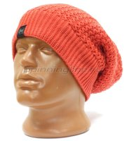 Шапка Buff Neckwarmer Knitted&Polar Fleece Ramdon Red Clay