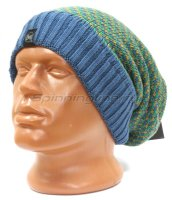 Шапка Buff Neckwarmer Knitted&Polar Fleece Zile Blue