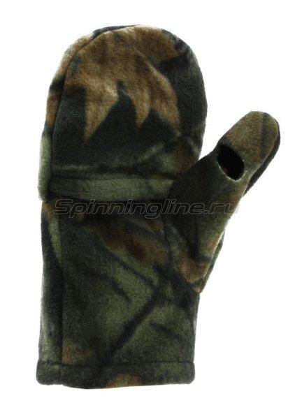 Перчатки-варежки Kosadaka Fire Wind L камуфляж -  4