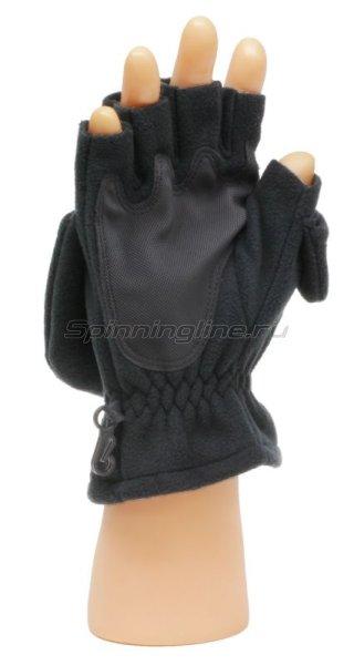 Перчатки-варежки Alaskan Colville Magnet L черные -  1