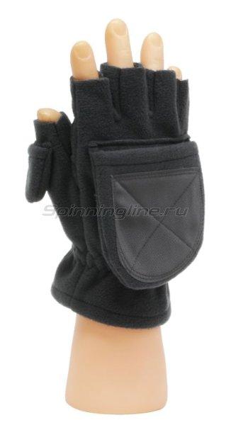 Перчатки-варежки Alaskan Colville Magnet L черные -  2