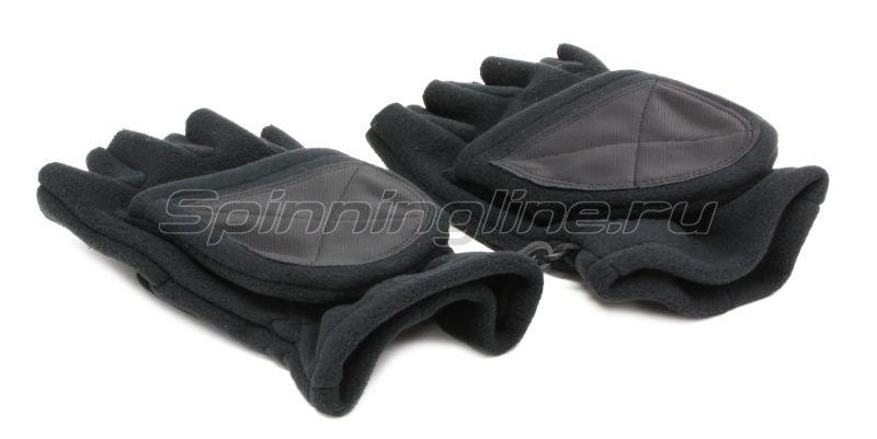 Перчатки-варежки Alaskan Colville Magnet L черные -  7