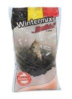 Прикормка зимняя сухая Mondial-F Wintermix Bream Red 1кг