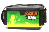 Сумка Yoshi Onyx Patch Bag с держателями для удилища желто-зеленая