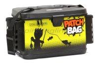 Сумка Yoshi Onyx Patch Bag с держателями для удилища черно-желтая