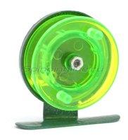 Катушка Namazu Scoter проводочная 50 зеленая