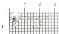 Микро-Джиг шар Fish Gold 1,8гр кр.Gamakatsu №8