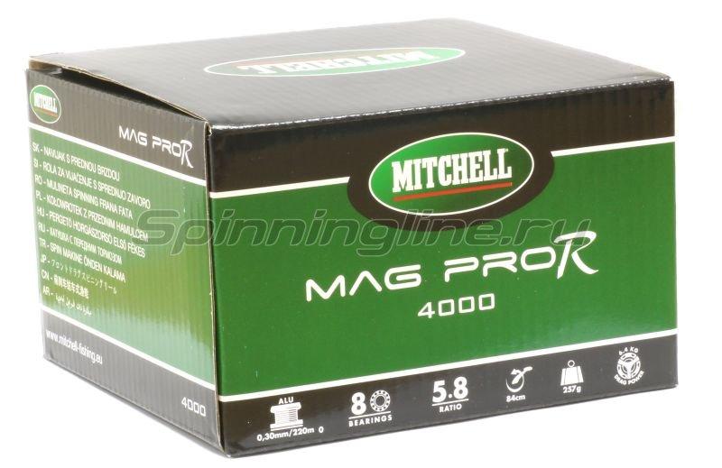 Катушка Mitchell Mag Pro R 4000 -  8