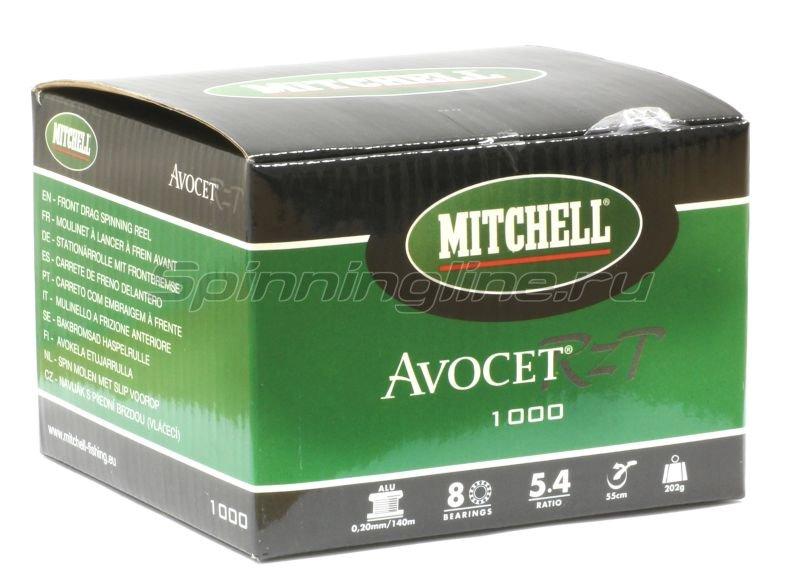 Катушка Mitchell Avocet RZT 1000 FD -  6