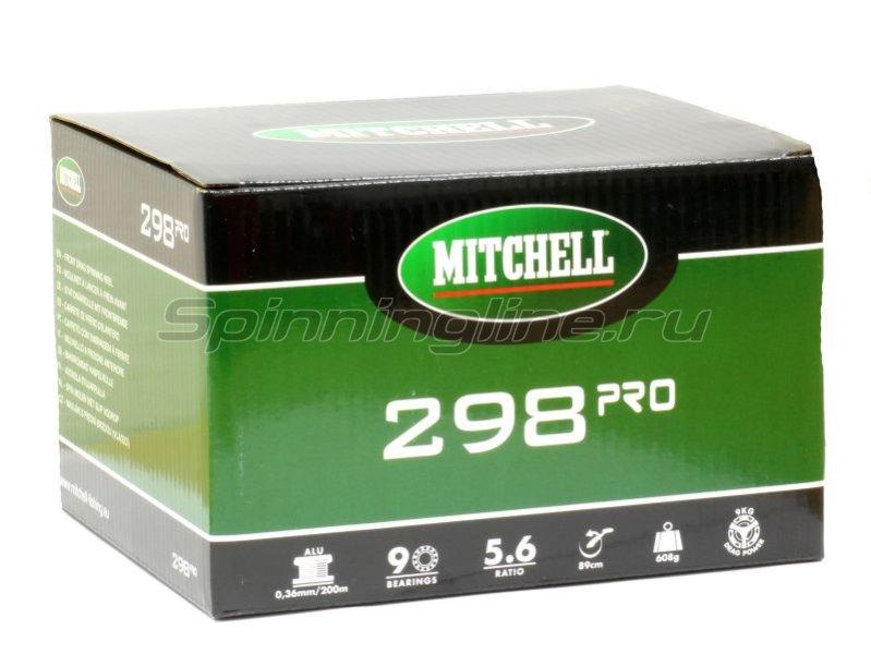 Катушка Mitchell 398 Pro -  4