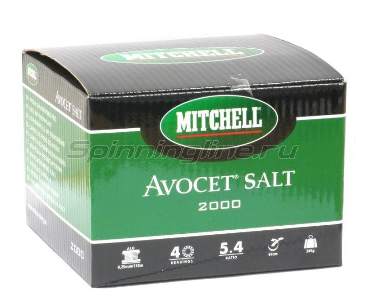 Катушка Mitchell Avocet Salt 8000 FD -  6