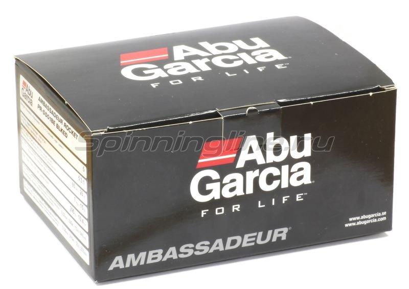 Катушка Abu Garcia Ambassadeur Pro Rocket CSB BLKED 5501 LEFT RL -  5
