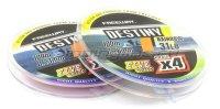 Шнур Freeway Destiny Rainbow x4 100м 0,18мм