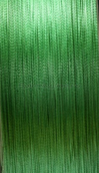 Шнур PE 8 Excia Green 100м 0,18мм -  2