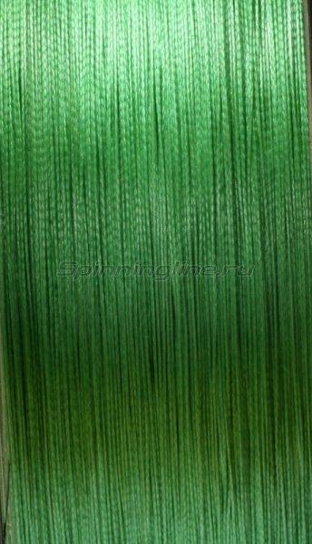 Шнур PE 8 Excia Green 100м 0,37мм -  2