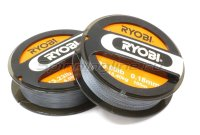 Шнур Ryobi PE 4 Excia Grey 100м 0,35мм