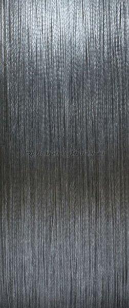 Шнур PE 8 Excia Grey 100м 0,37мм -  2