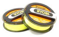 Плетеный шнур Ryobi PE 4 Excia Yellow