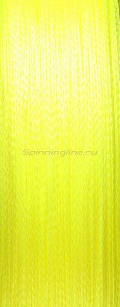Шнур PE 4 Excia Yellow 100м 0,12мм -  2