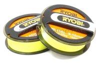 Шнур Ryobi PE 4 Excia Yellow 100м 0,28мм