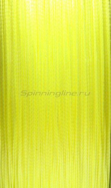 Шнур PE 8 Excia Yellow 100м 0,18мм -  2