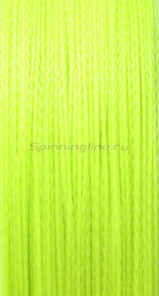 Шнур PE 4 Zauber Yellow 100м 0,18мм -  2