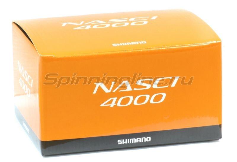 Катушка Shimano Nasci 16 4000 -  6
