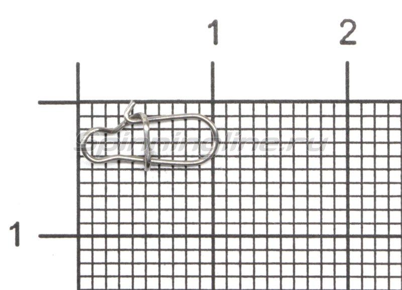 Карабины Duo-lock №00 Bz -  1