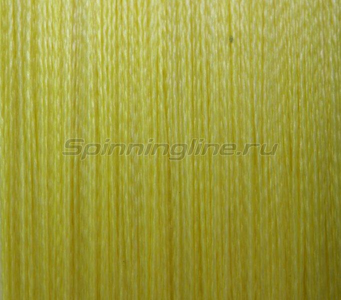 Шнур Akkoi Mask Plexus 125м 0,14мм yellow -  3