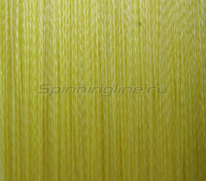 Шнур Akkoi Mask Plexus 125м 0,18мм yellow -  3