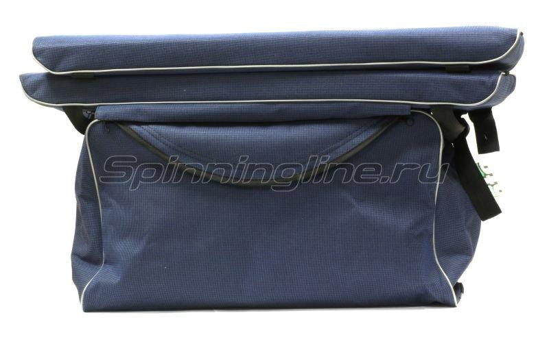 Накладка на сиденье Тутон 2шт 72 х 24 х 5см + сумка -  1
