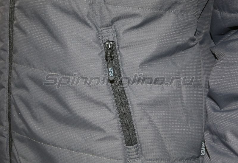Куртка Novatex Партизан NEW 48-50 рост 182-188 серый -  3