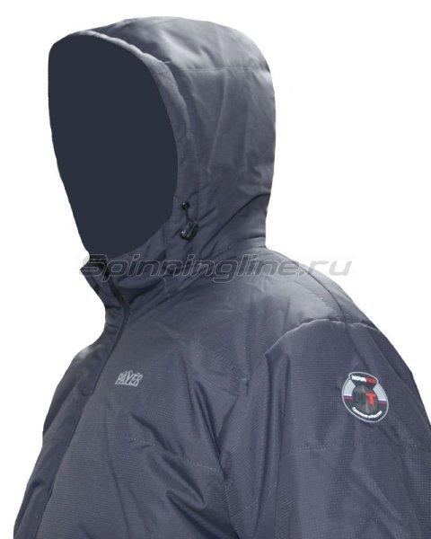 Куртка Novatex Партизан NEW 52-54 рост 182-188 серый -  2