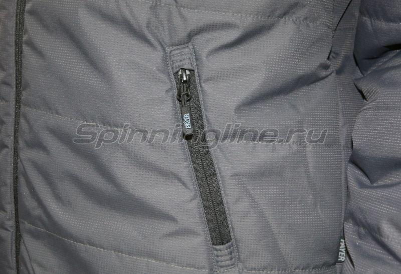 Куртка Novatex Партизан NEW 52-54 рост 182-188 серый -  3