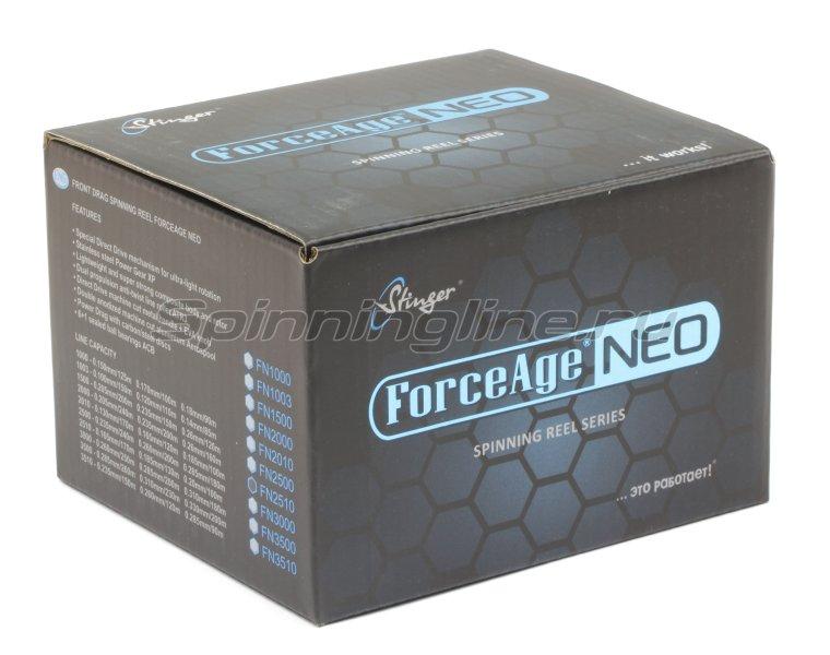 Катушка Stinger ForceAge Neo 3510 -  9