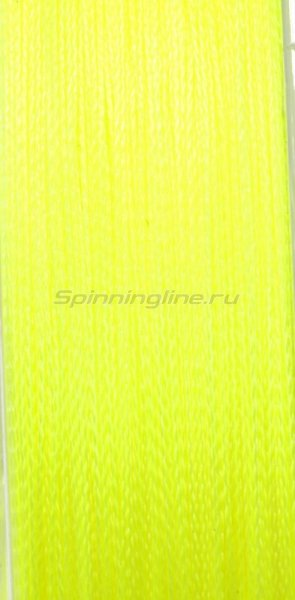 Шнур Keitaro Ultimate Braided Line x4 140м 0,14мм Fluo Yellow -  2