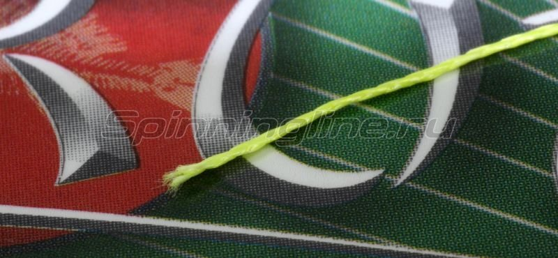 Шнур Sprut Keitaro Ultimate Braided Line x4 140м 0,14мм Fluo Yellow -  3