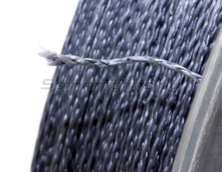 Шнур Keitaro Ultimate Braided Line x4 140м 0,20мм Space Gray -  3