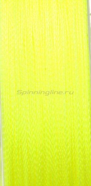 Шнур Saburo Soft Ultimate Braided Line x4 140м 0,12мм Fluo Yellow -  2