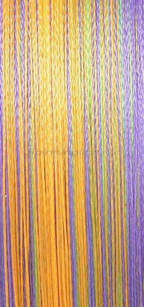 Шнур Sprut Saburo Soft Ultimate Braided Line x4 95м 0,16мм Multicolor -  2