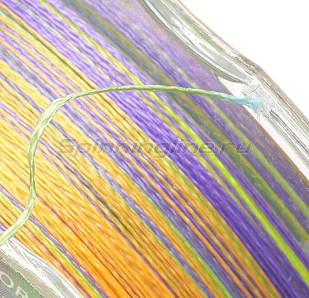 Шнур Sprut Saburo Soft Ultimate Braided Line x4 95м 0,16мм Multicolor -  3