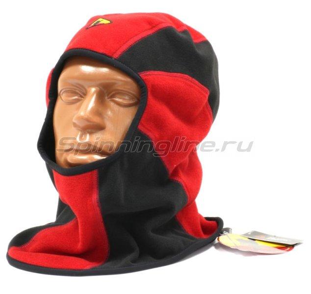Шапка-маска Bask Cascade XL красный/черный -  1