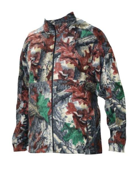 Куртка Bask Fast MJ камуфляж зеленый-коричневый M -  1