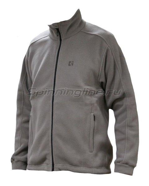 Куртка Bask Fast MJ серо-коричневый XL -  1
