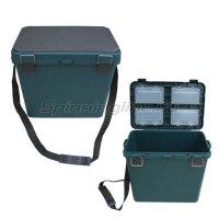 Ящик универсальный зеленый