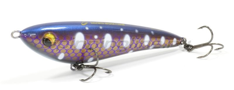 Воблер Freestyler 13 SS Green Pearl Goby -  1