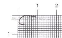 Крючок Sting Float Maggots S-1106BN №14